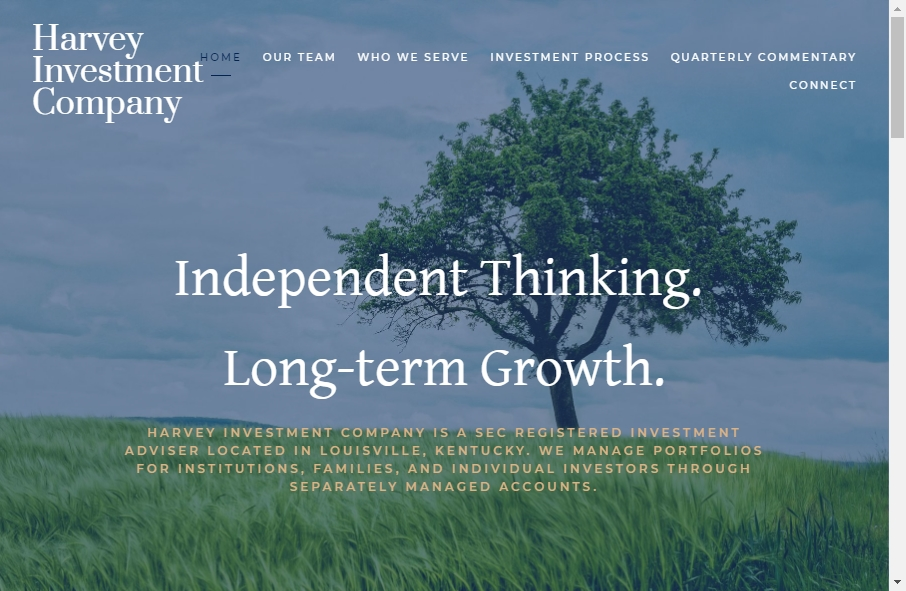 18 Great Investment Website Examples 20