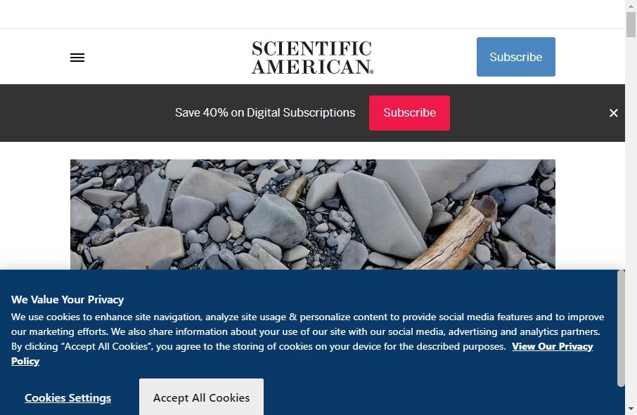 10 Amazing Science Website Design Examples in 2021 21