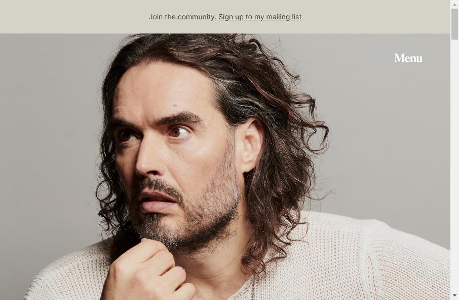 15 Great Celebrity Website Examples 22