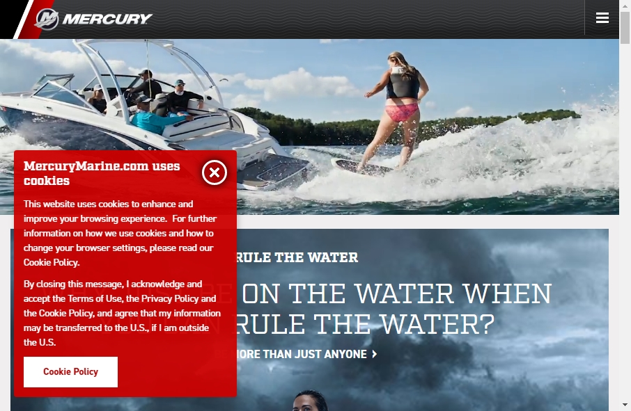 8 beautifully designed Marine website examples in 2021 19