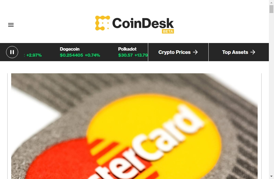 13 Examples of Crypto Currency Websites With Fantastic Designs 22