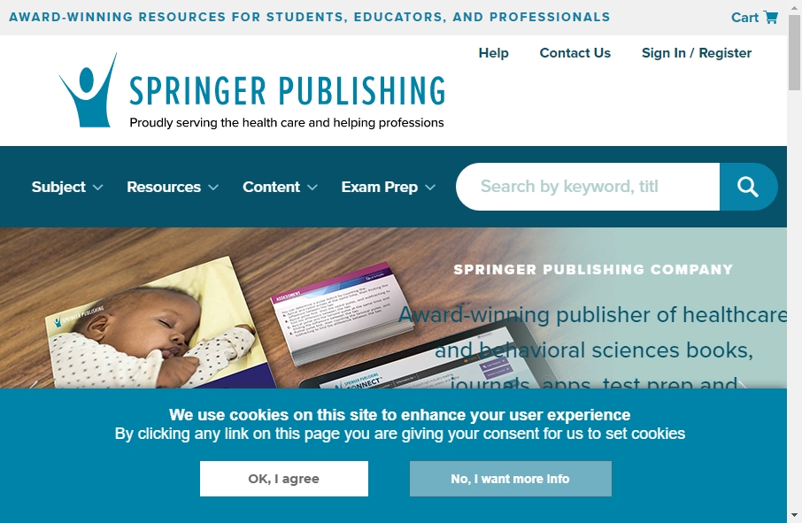 13 Great Publishing Website Examples 22