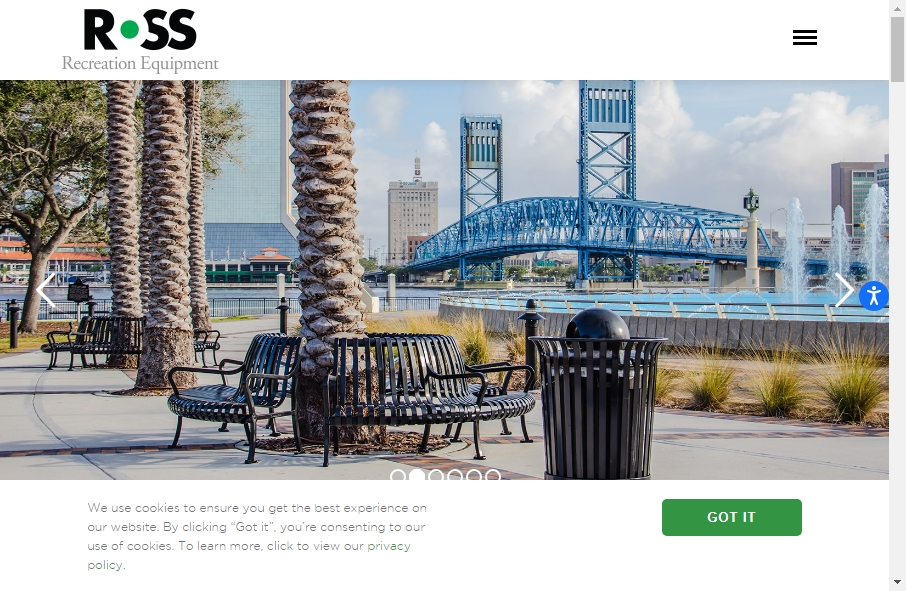 15 Amazing Recreation Website Design Examples in 2021 22