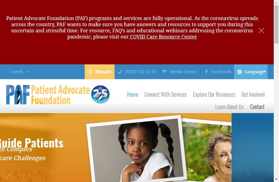 Advocate Websites Examples 20
