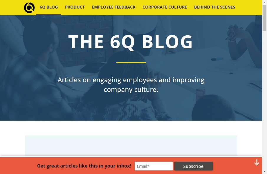 13 Culture Website Examples to Inspire Your Site 20