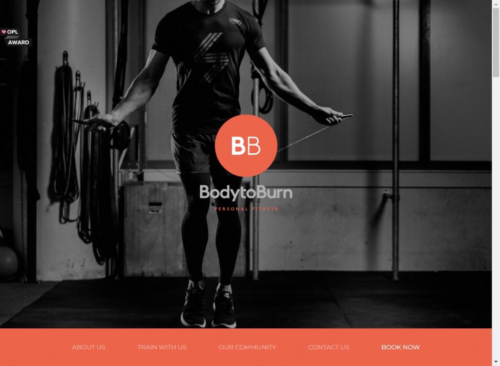 18 Beautifully Designed Single Page Websites 22