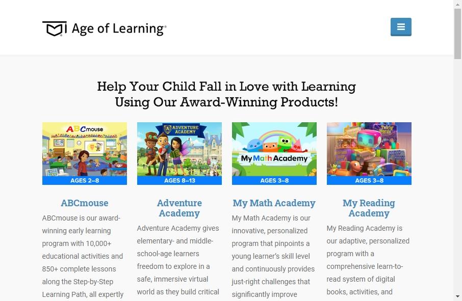 16 Amazing Educational Website Design Examples in 2021 21