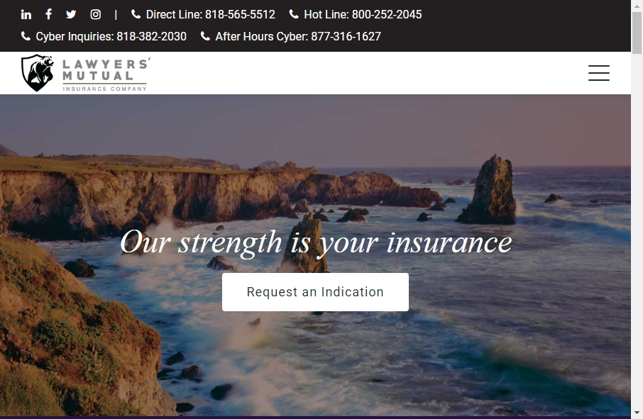 16 Great Lawyer Website Examples 22