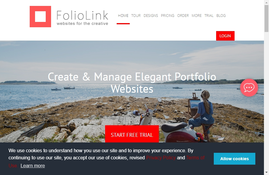 12 Amazing Portfolio Website Design Examples in 2021 22