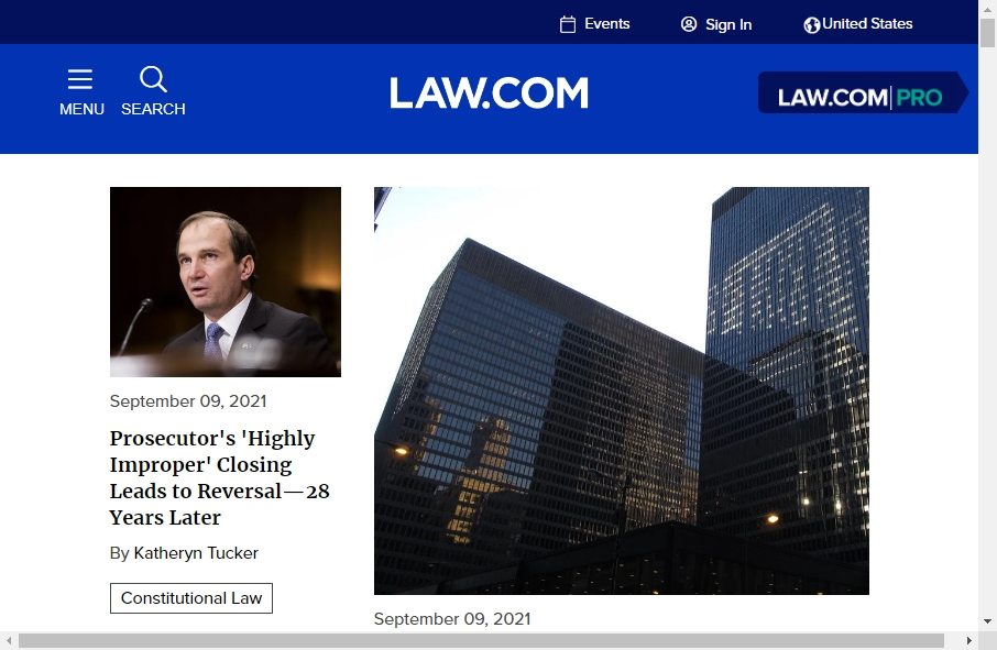 Best Law Websites Design Examples for 2021 20