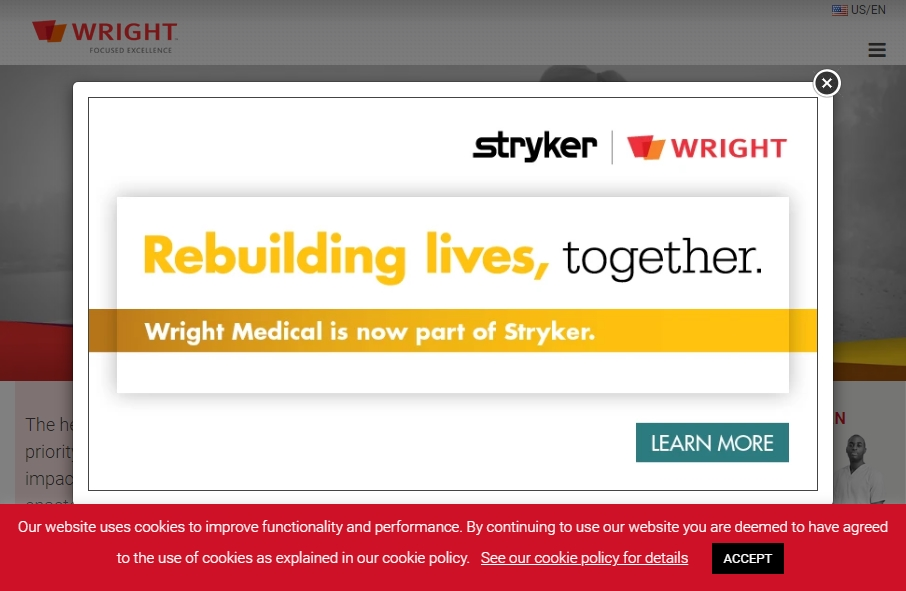 12 Great Medical Websites Examples 21