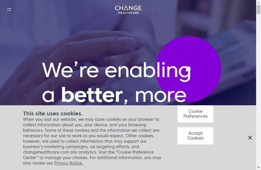 16 beautifully designed Healthcare website examples in 2021 17