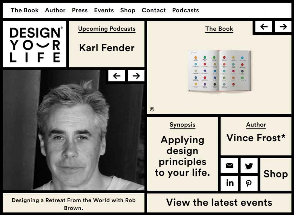 Best Retro Websites Design Ideas – Web Design Inspirations 22