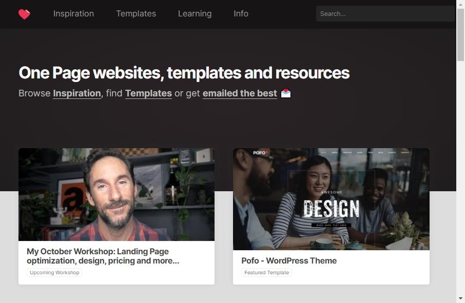 Showcase Websites Examples 21