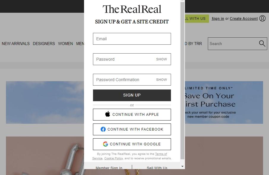 14 Amazing Luxury Website Design Examples in 2021 20