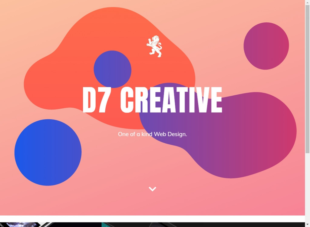 Parallax Web Design Inspirations 22