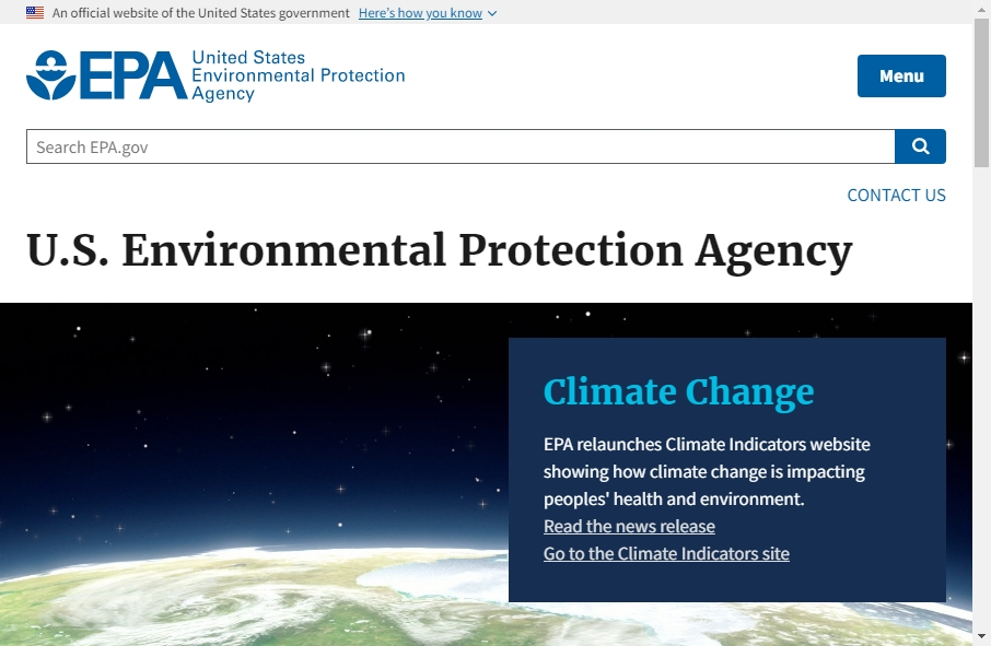 13 Examples of Environment Websites With Fantastic Designs 22