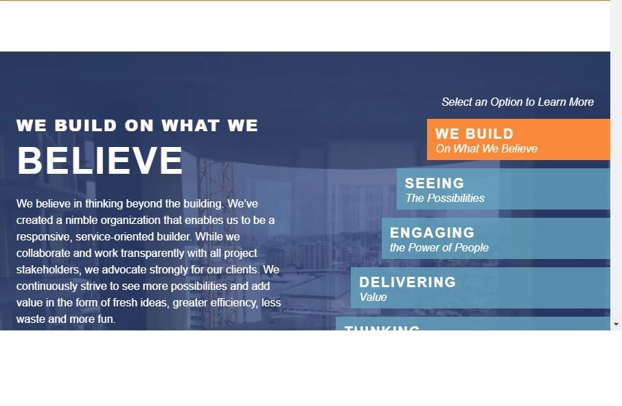 Builders Website Design 22