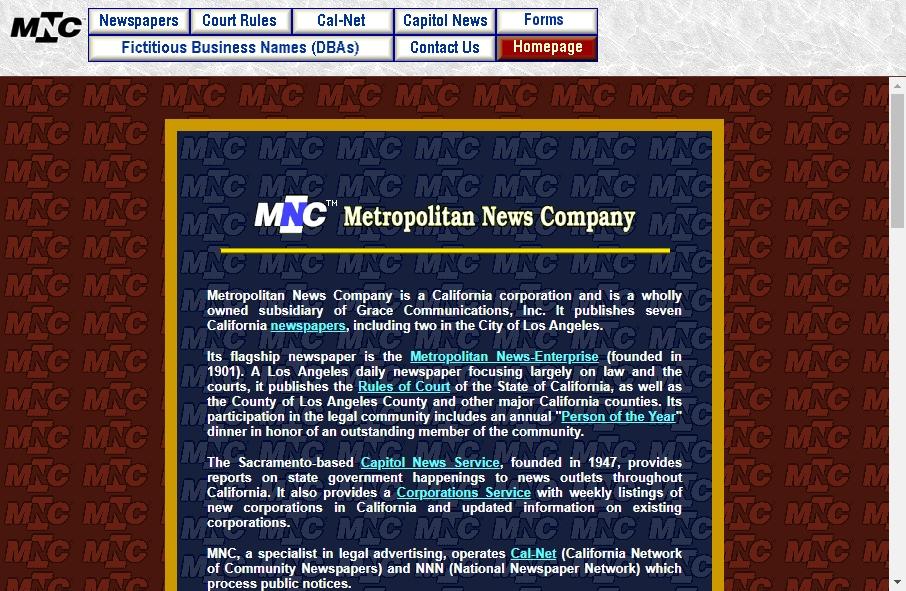 News Website Design 22