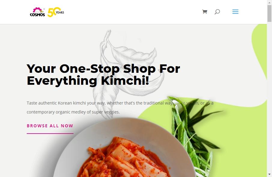 Food Website Design 21