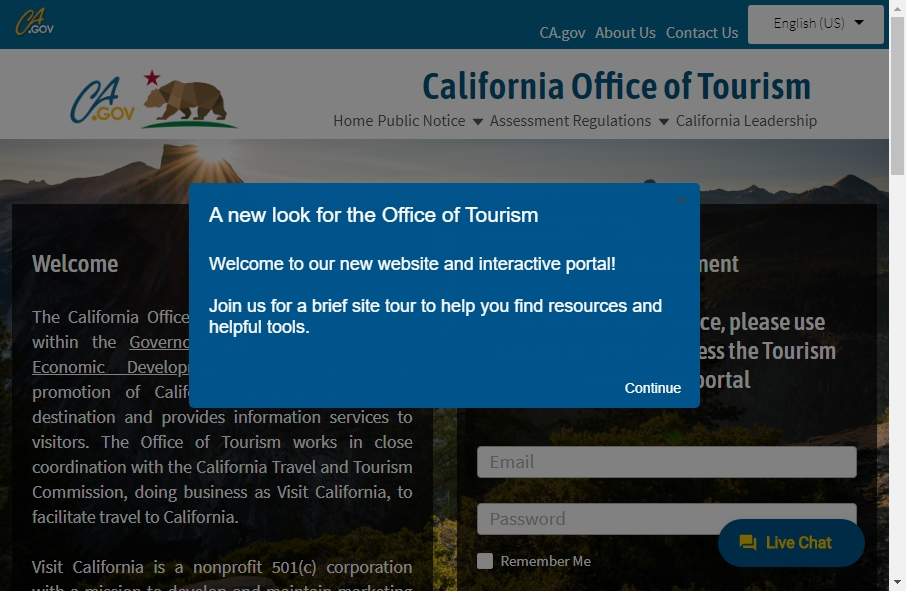17 Examples of Tourism Websites With Fantastic Designs 23