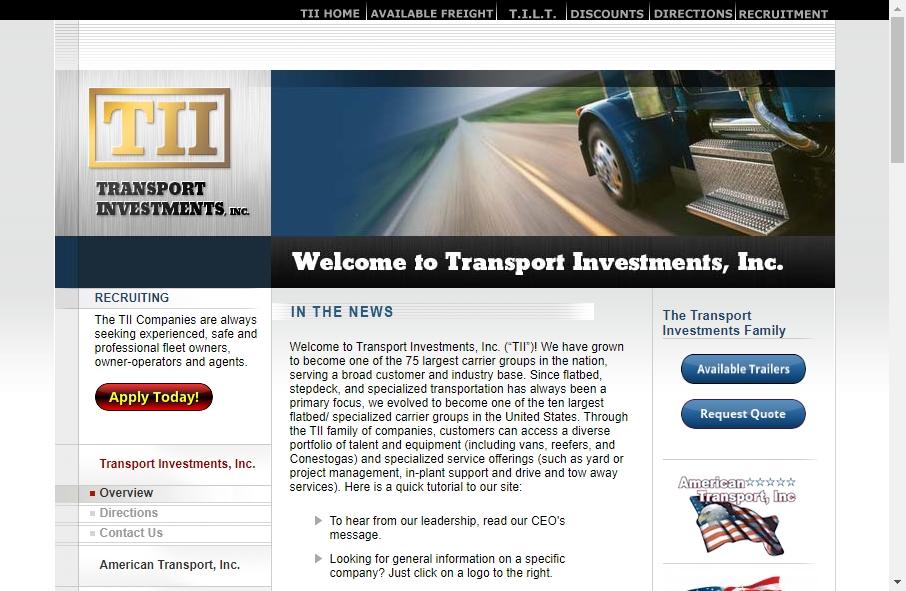 15 Amazing Transportation Website Design Examples in 2021 23