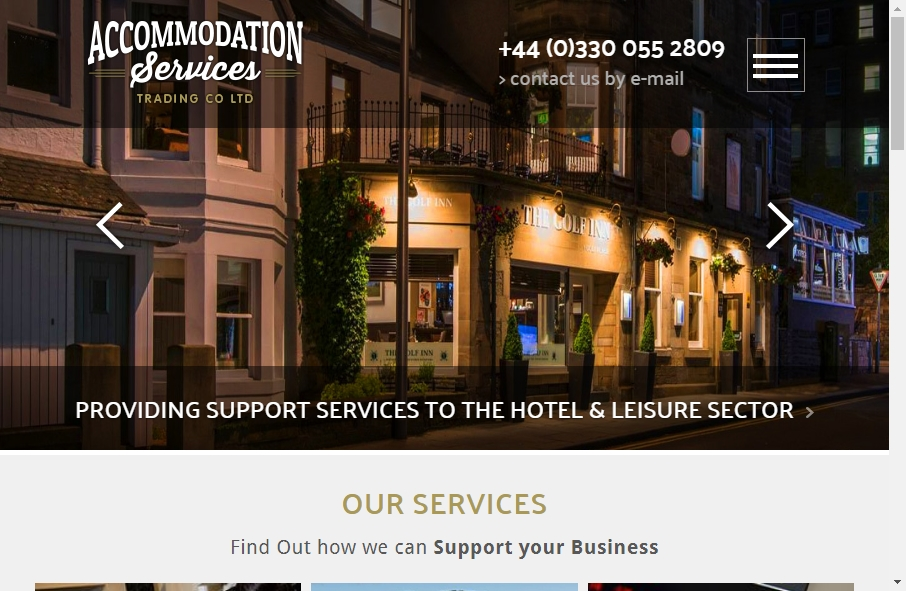 15 Accommodation Website Examples to Inspire Your Site 23