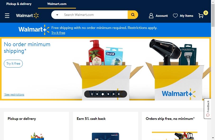 Online Retail Website Design 23
