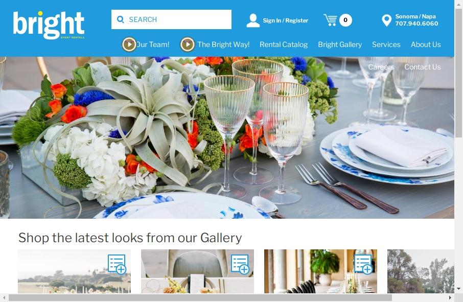 Rental Website Designs 21