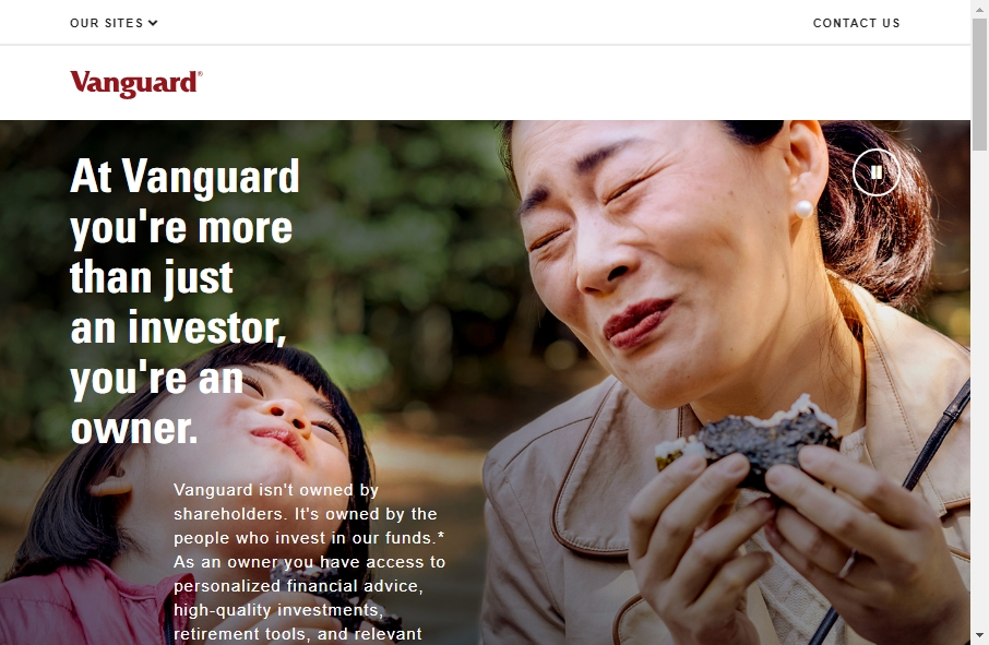 18 Great Investment Website Examples 21