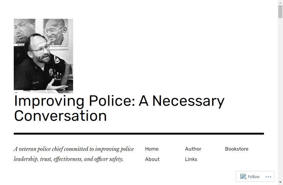 13 Examples of Inspirational Police Websites 22