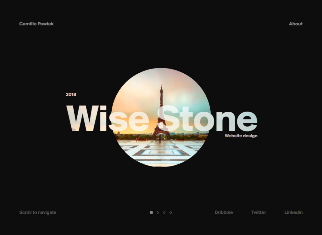 Experimental Web Designs To Inspire You 23
