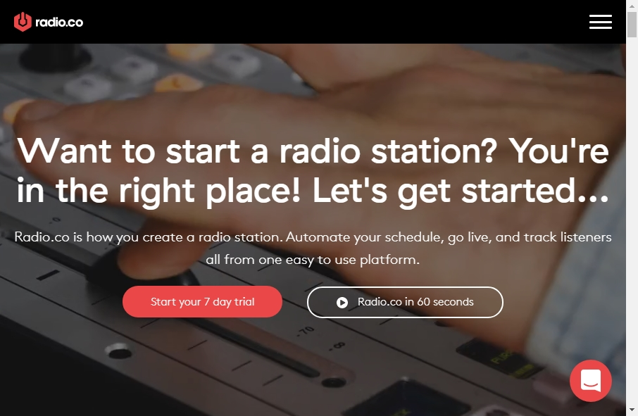 9 Examples of Inspirational Radio Websites 21