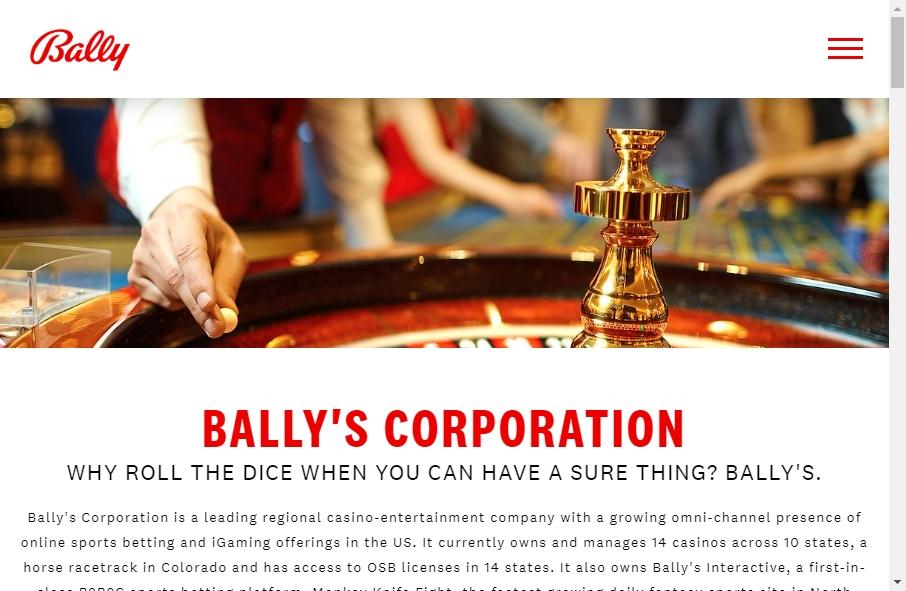 Casino Website Designs 22