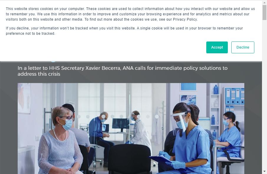 10 Amazing Nurses Website Design Examples in 2021 22