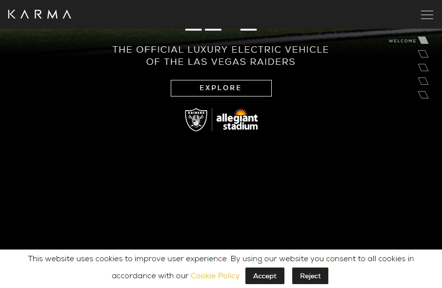 22 beautifully designed Vehicles website examples in 2021 22