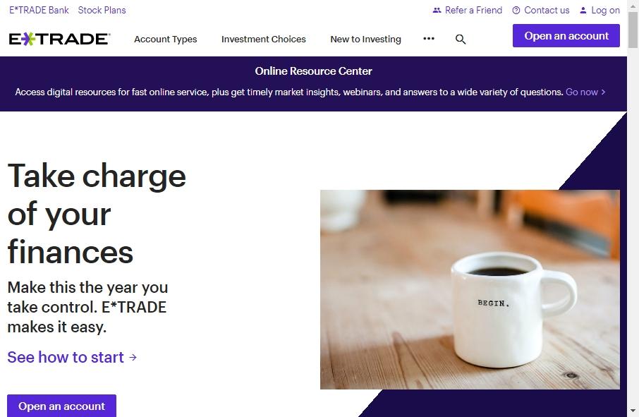 12 Amazing Stock Broker Website Design Examples in 2021 23