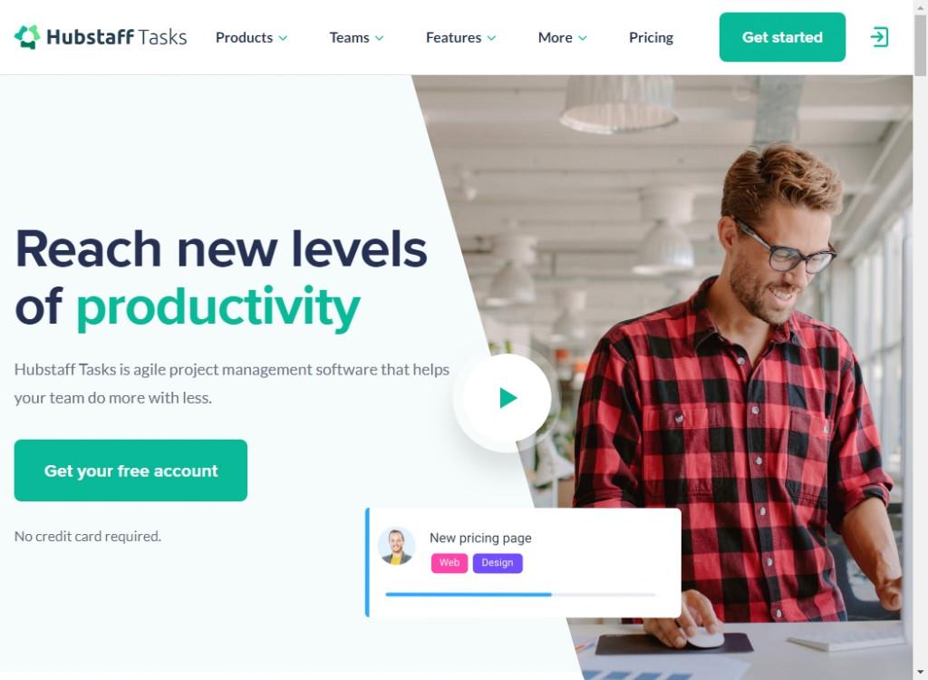 Clean Website Designs 19