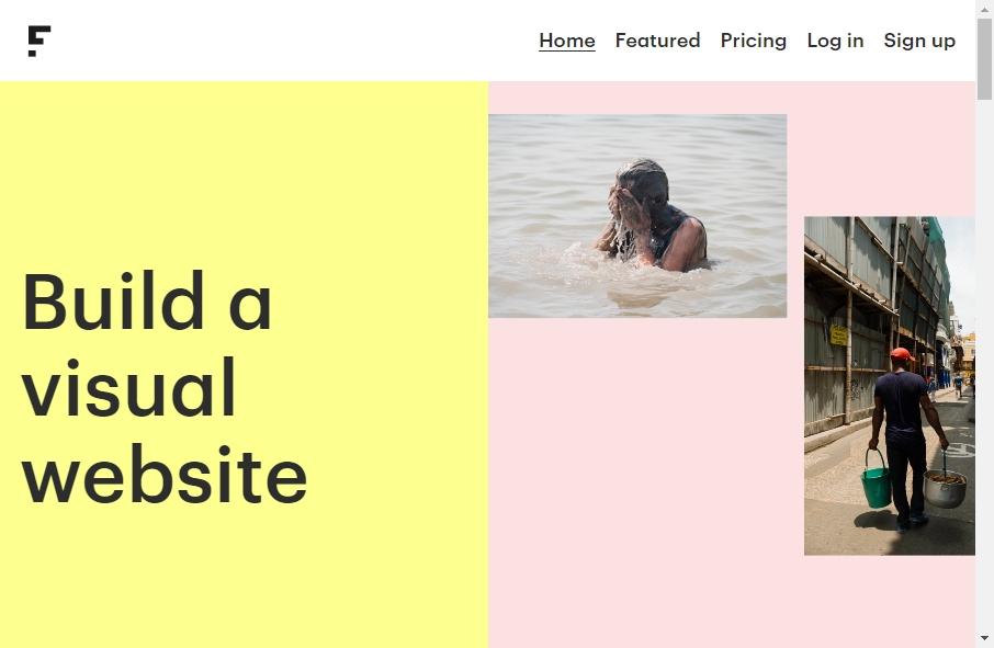12 Amazing Portfolio Website Design Examples in 2021 23
