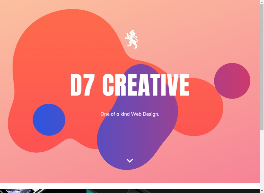 Colorful Web Designs To Inspire You 23