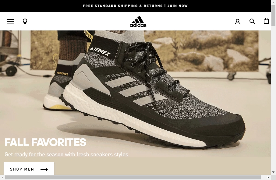 11 Fashion Website Examples to Inspire Your Site 21