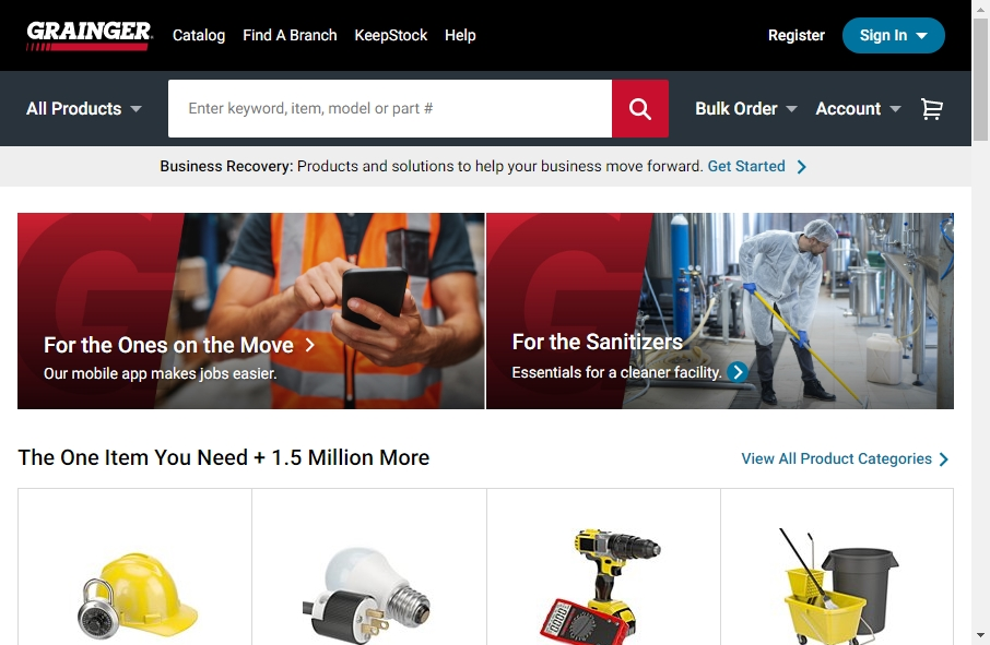 14 Industrial Website Examples to Inspire Your Site 22