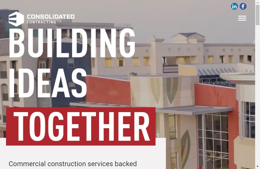 13 Best Contractors Websites Design Examples for 2021 20