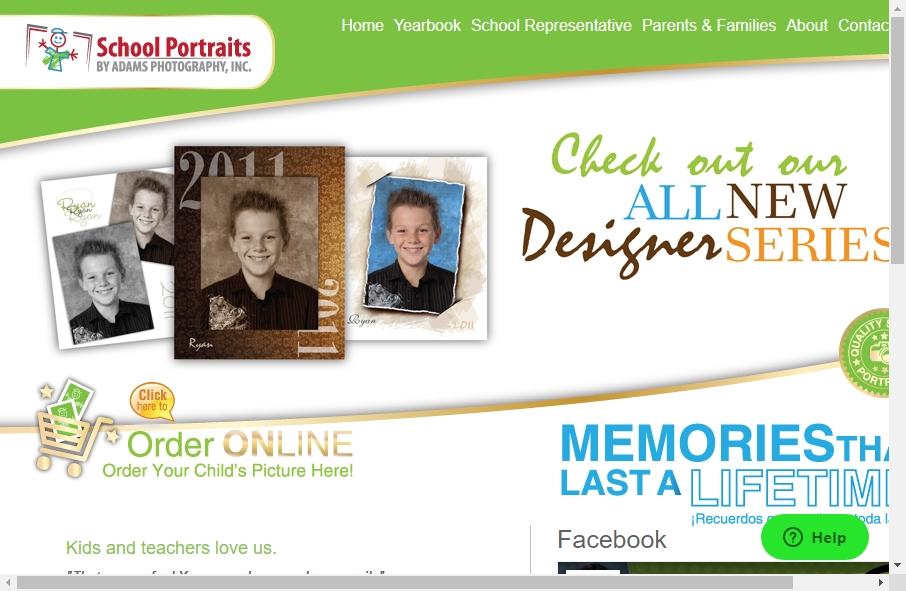 Photography Website Design 21