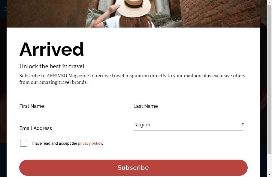 18 Best Travel Website Design Examples for 2021 22