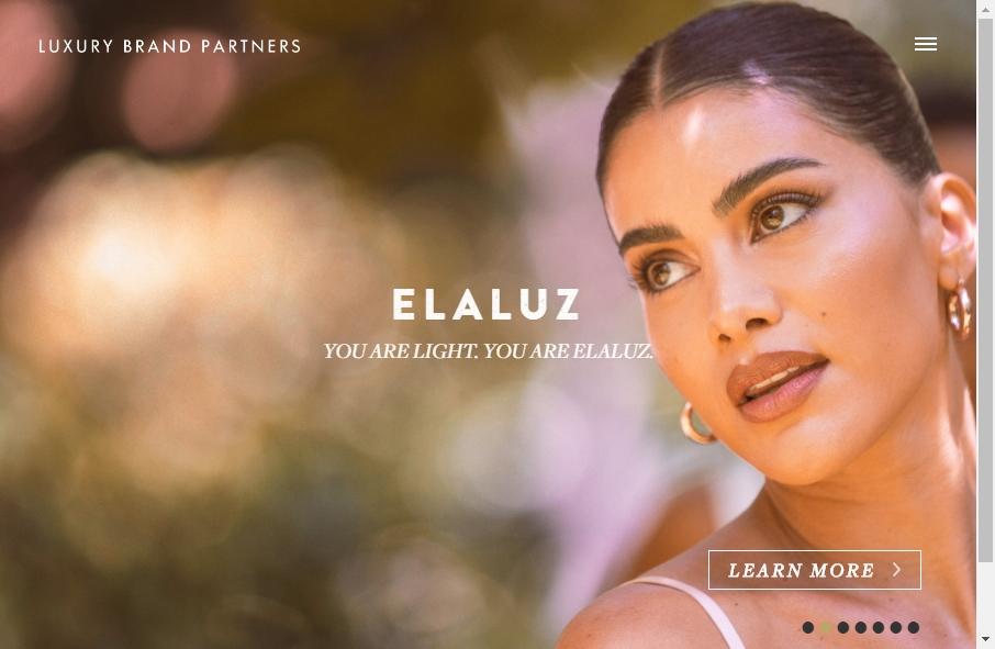 14 Amazing Luxury Website Design Examples in 2021 21