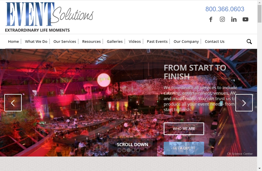 14 Event Website Examples to Inspire Your Site 22