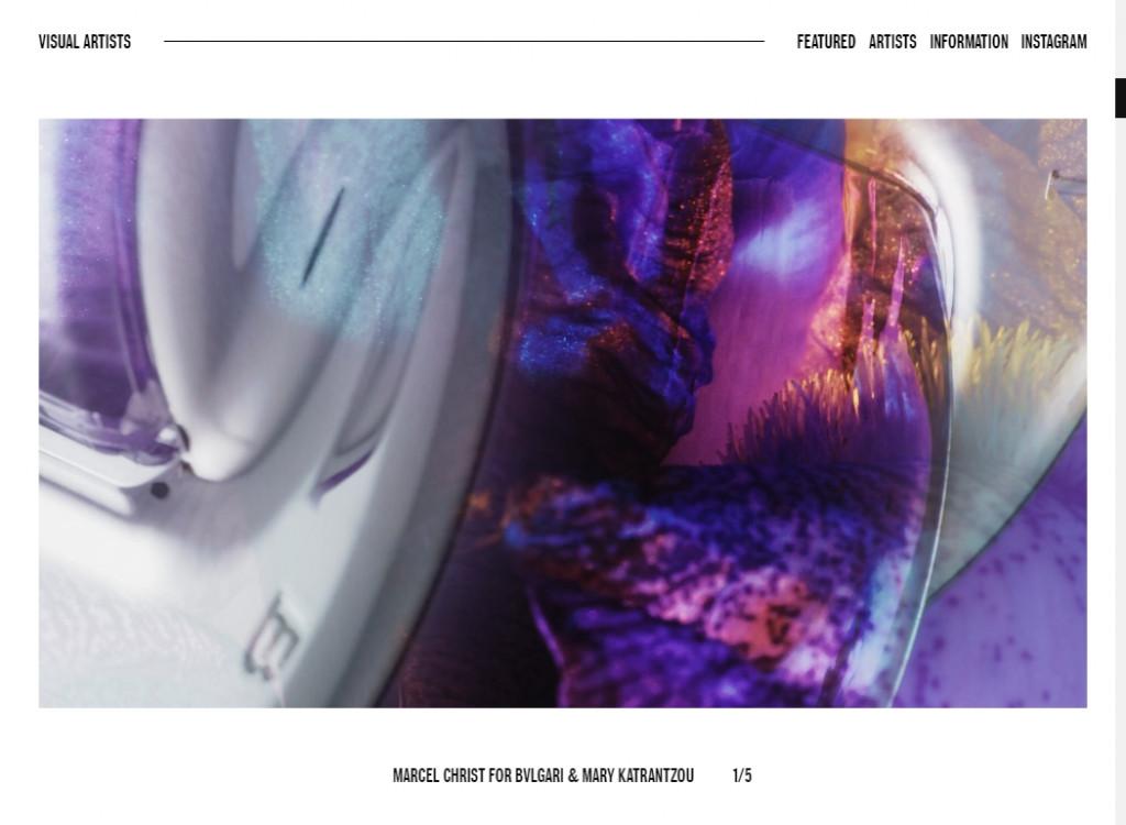 Parallax Web Design Inspirations 23