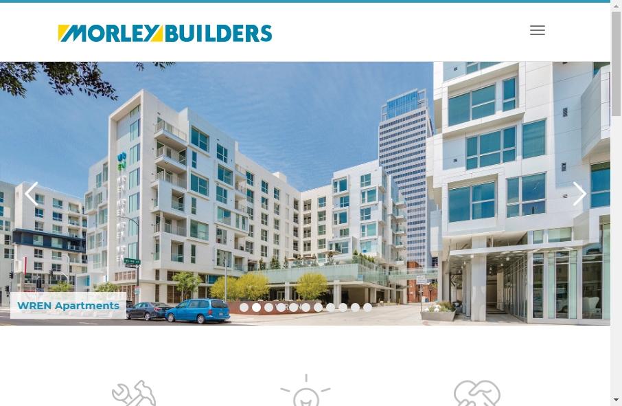 Builders Website Design 23