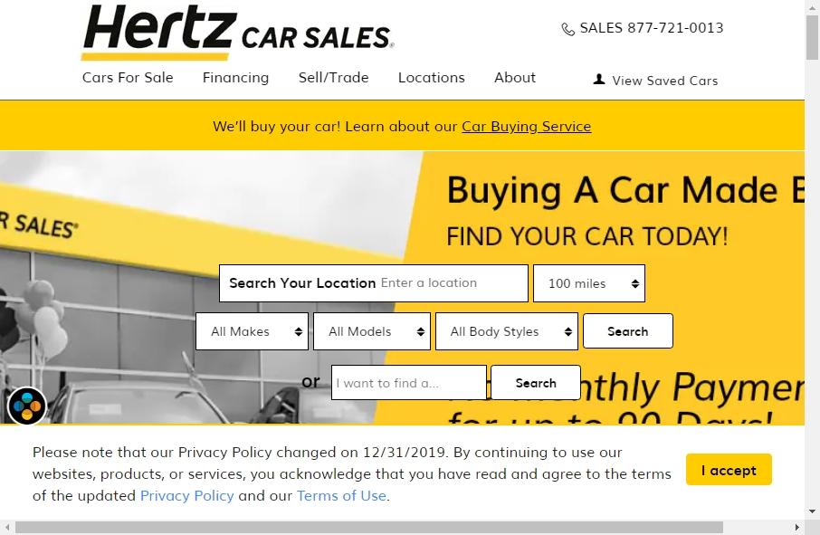 12 Examples of Car Dealer Websites With Fantastic Designs 21